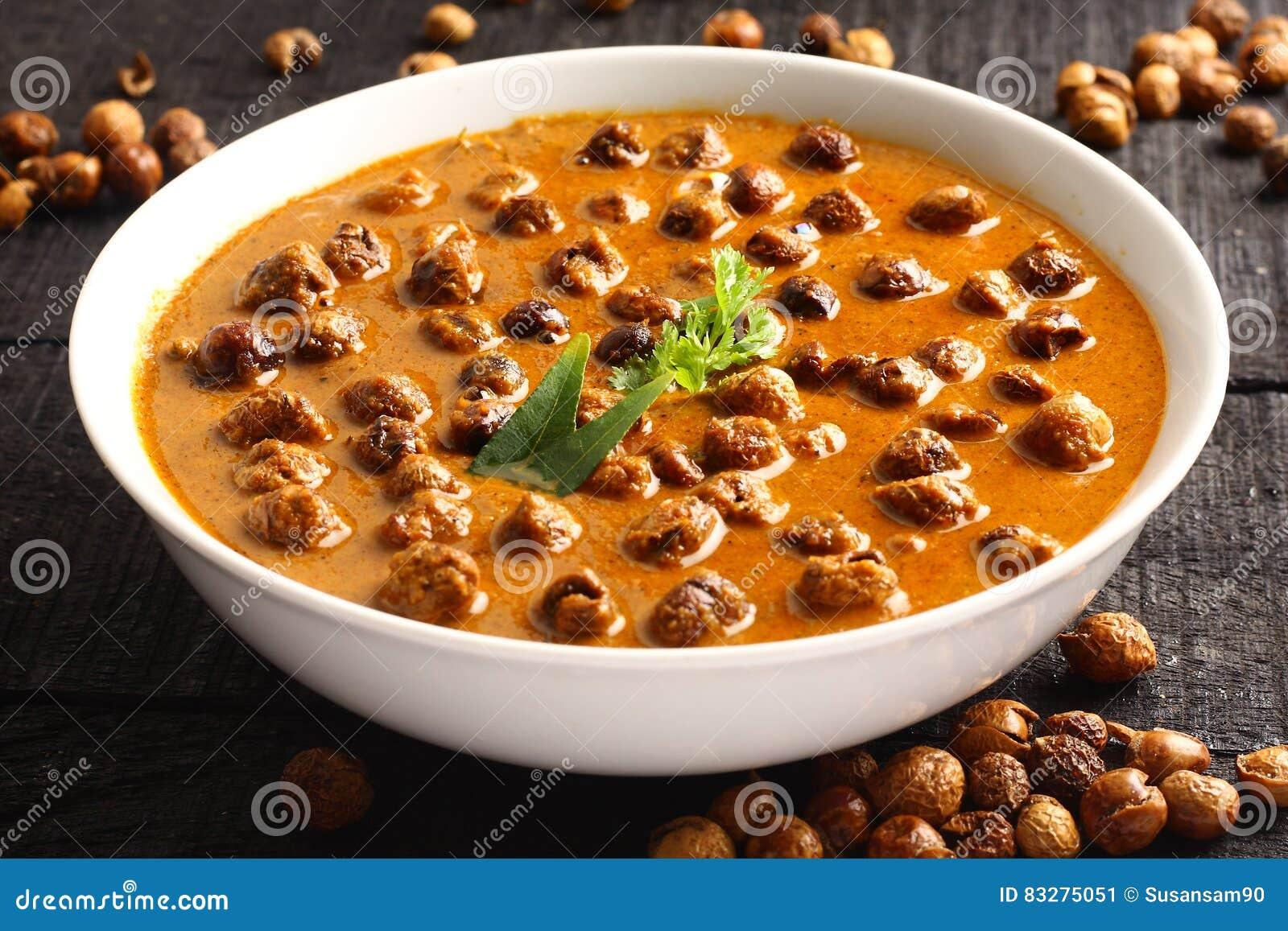 Zuiden Indische cuisine- kulambu van Vatha