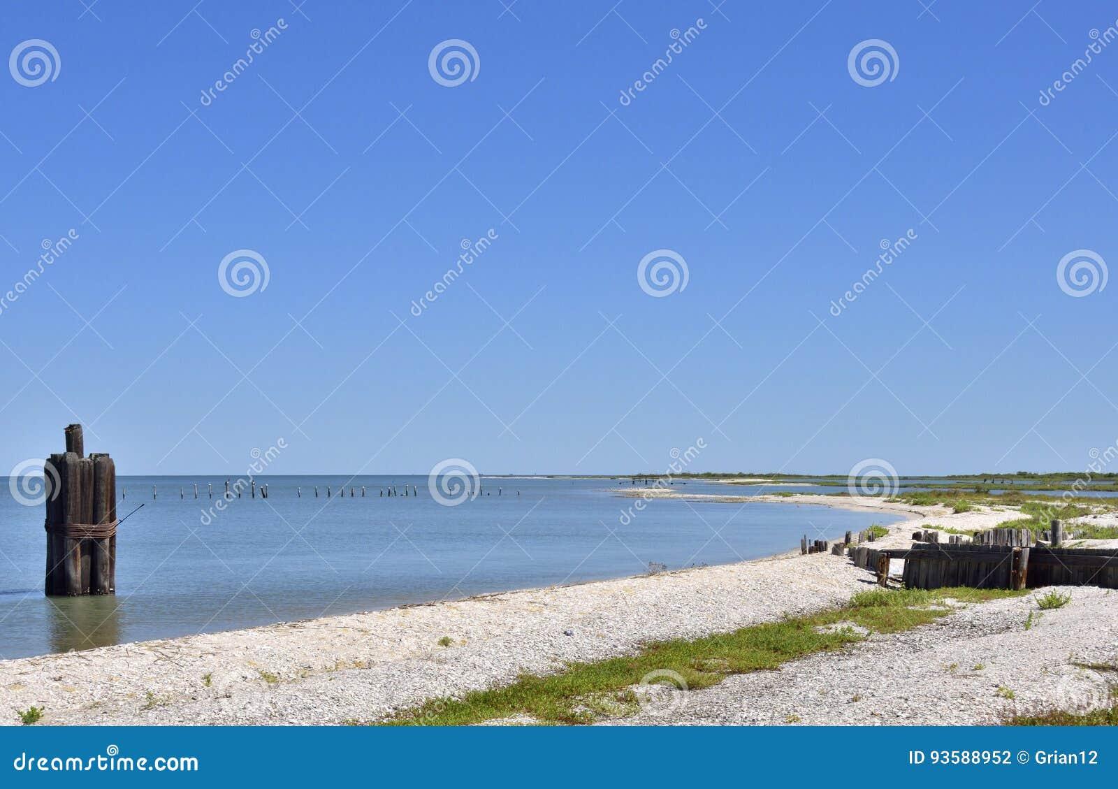 Zuiden Texas Seascape