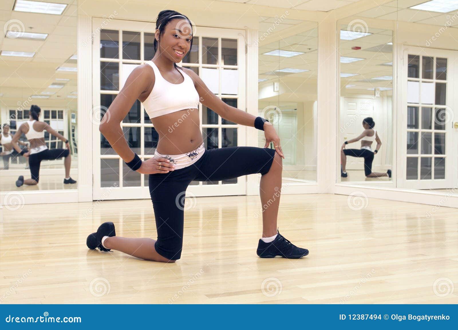 Zumba fitness instructor stock photo image of fitness for Mirror zumba