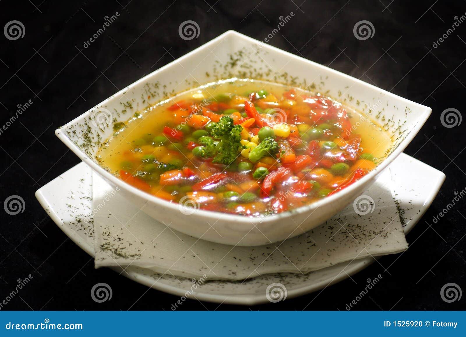 Zupa warzyw