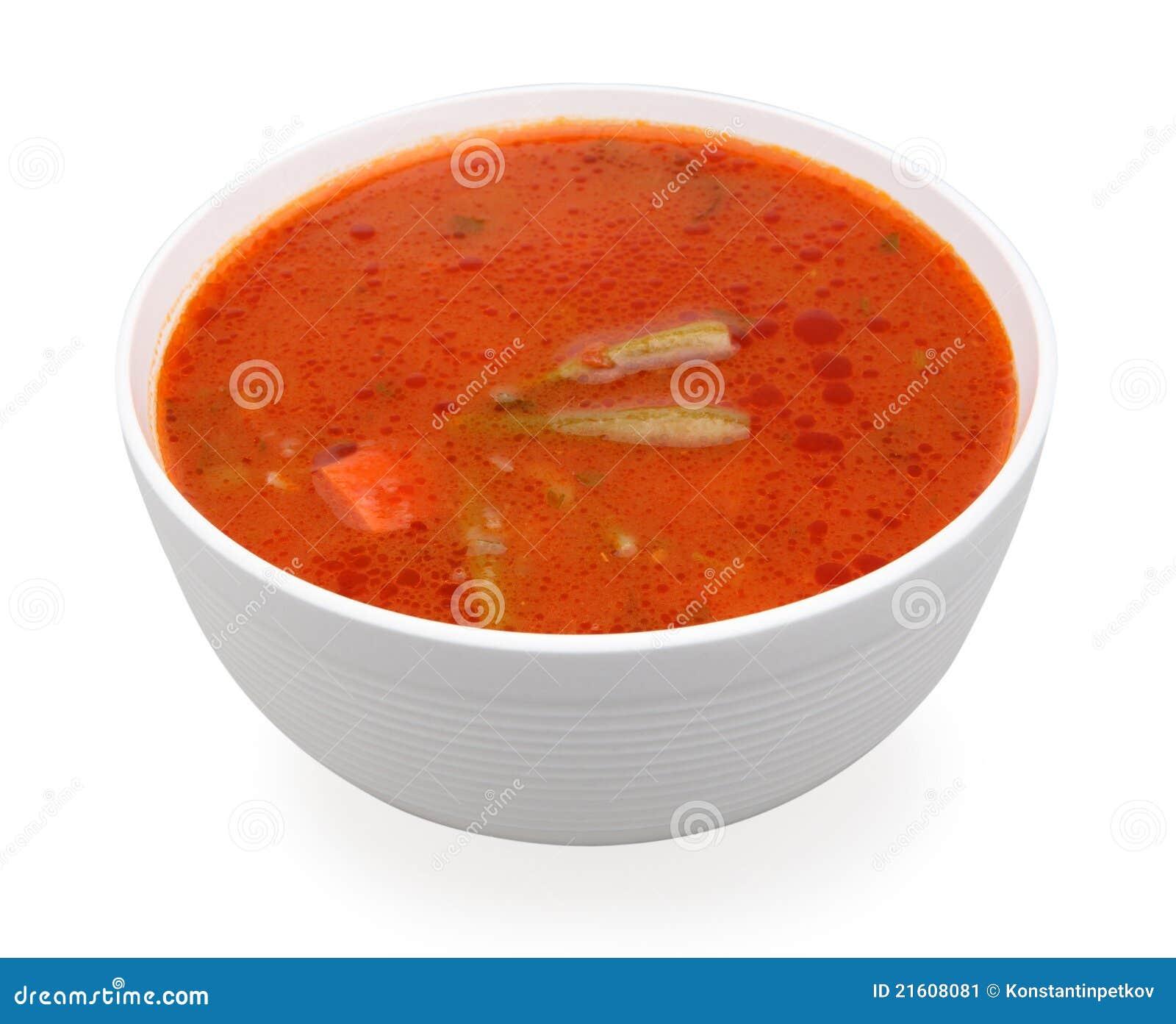 Zupny pomidor