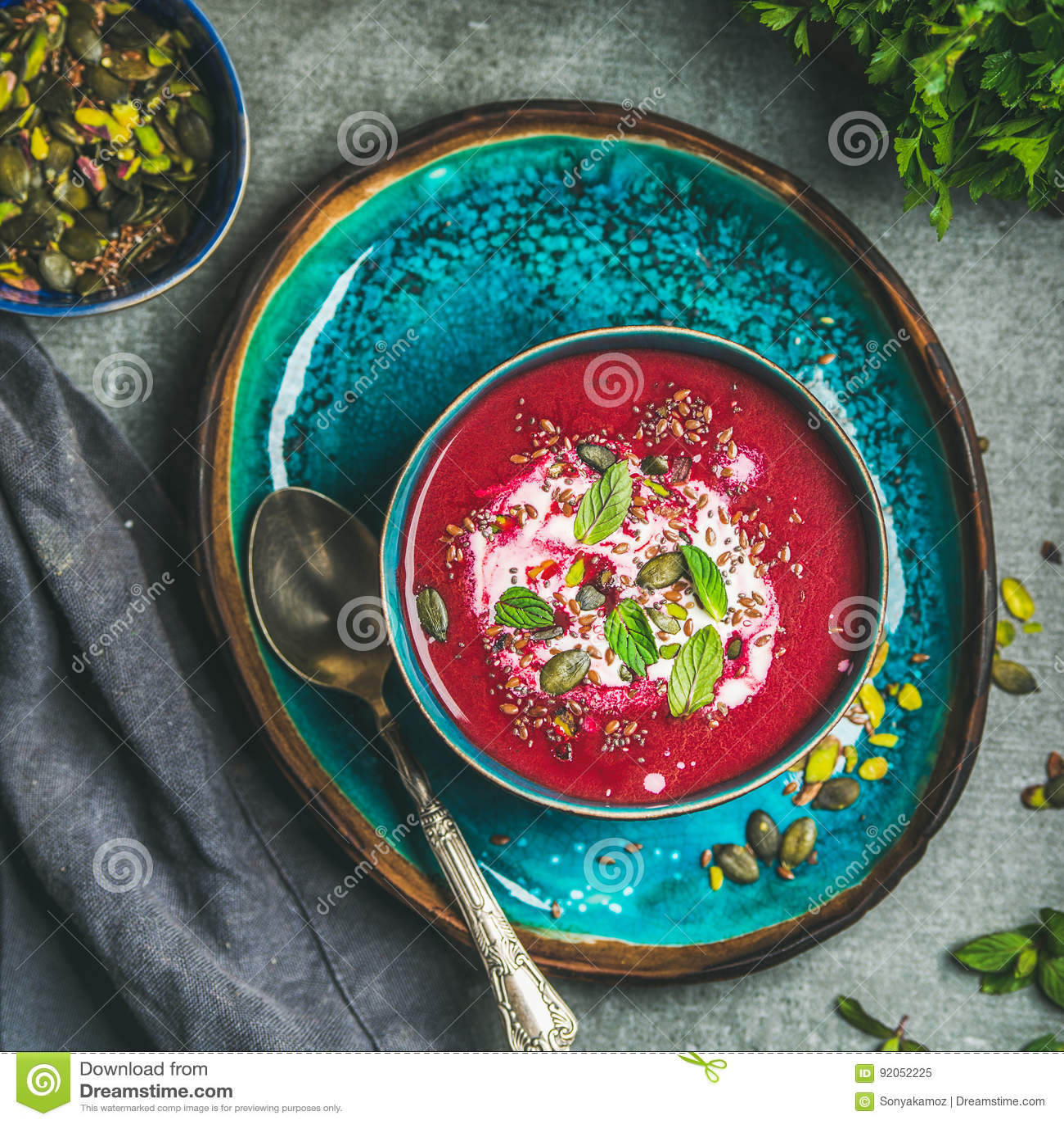 zuppa di disintossicazione invernale perdita di peso