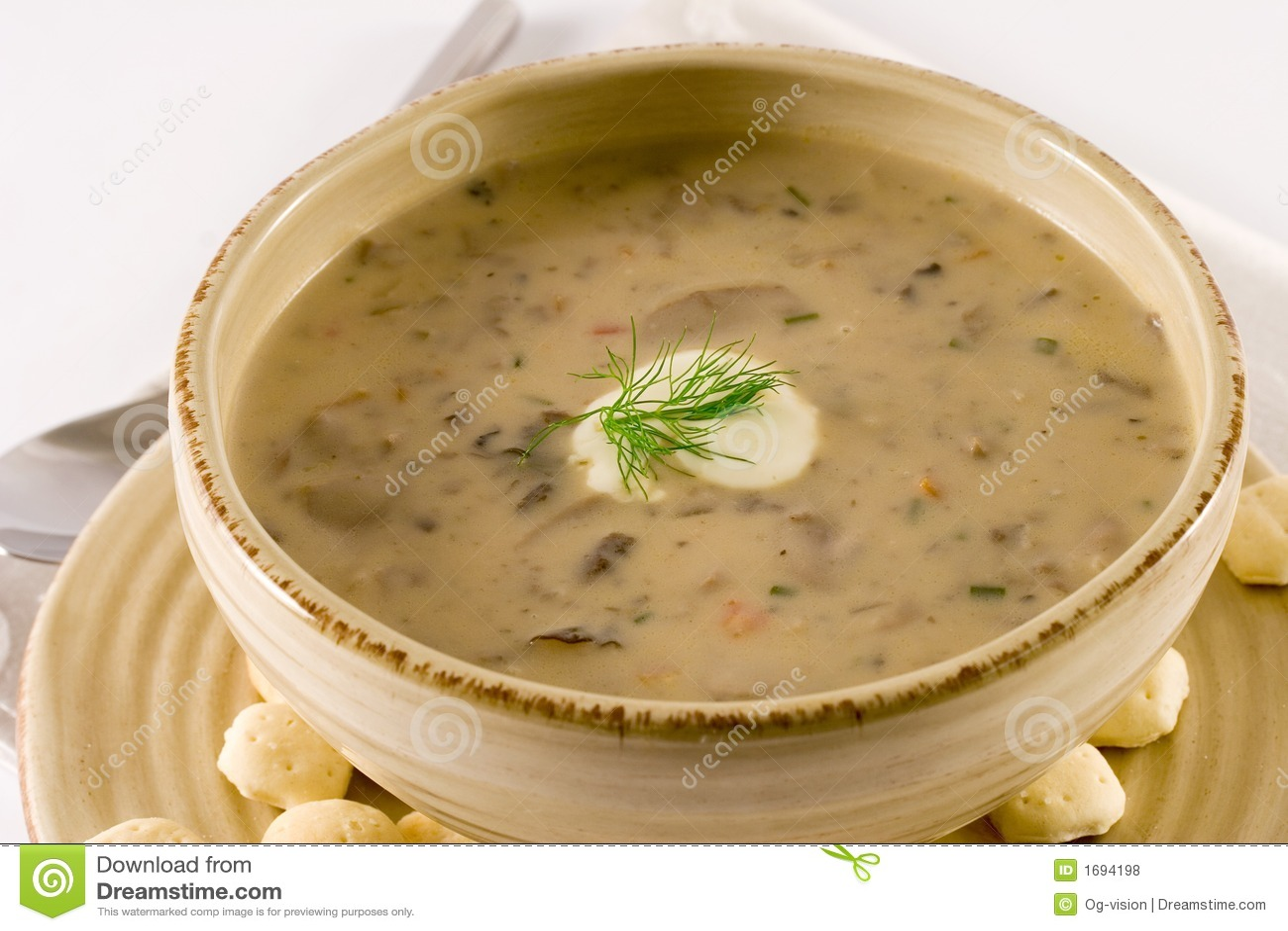 Zuppa di fungo