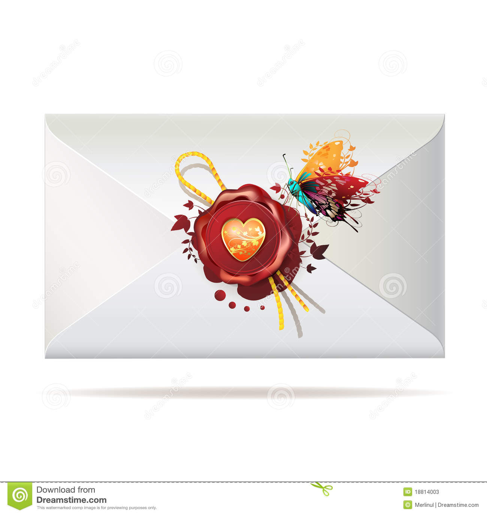 Zurück vom Umschlag