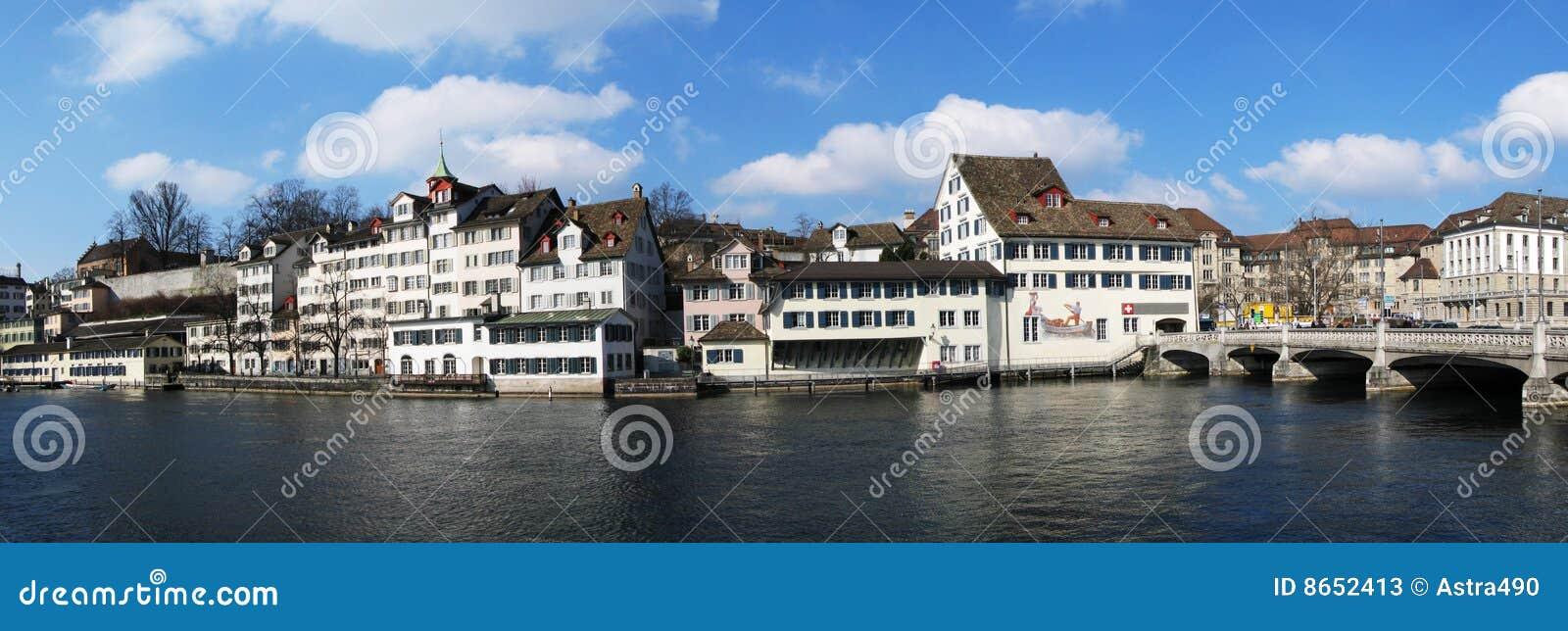 Zurich du centre