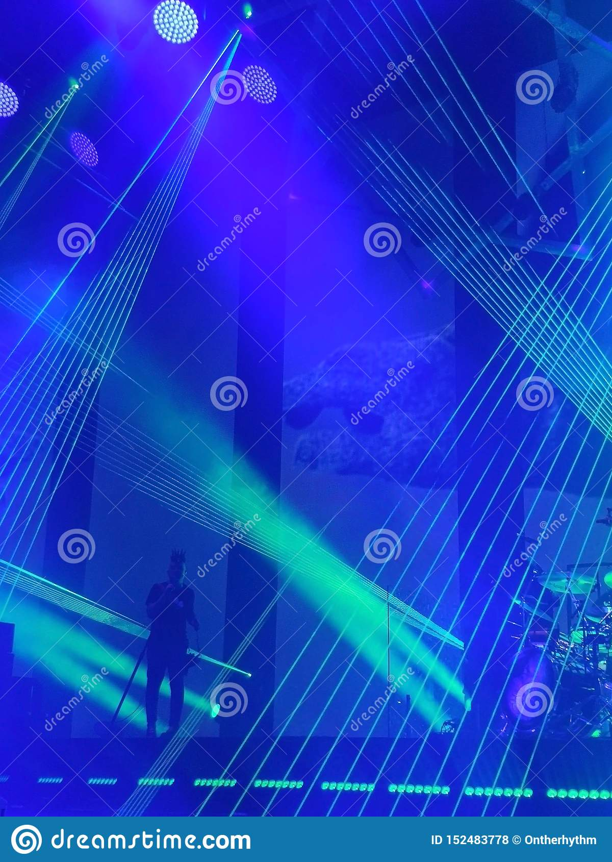 Zurich, Switzerland - June 25, 2019: Famous Band Tool With