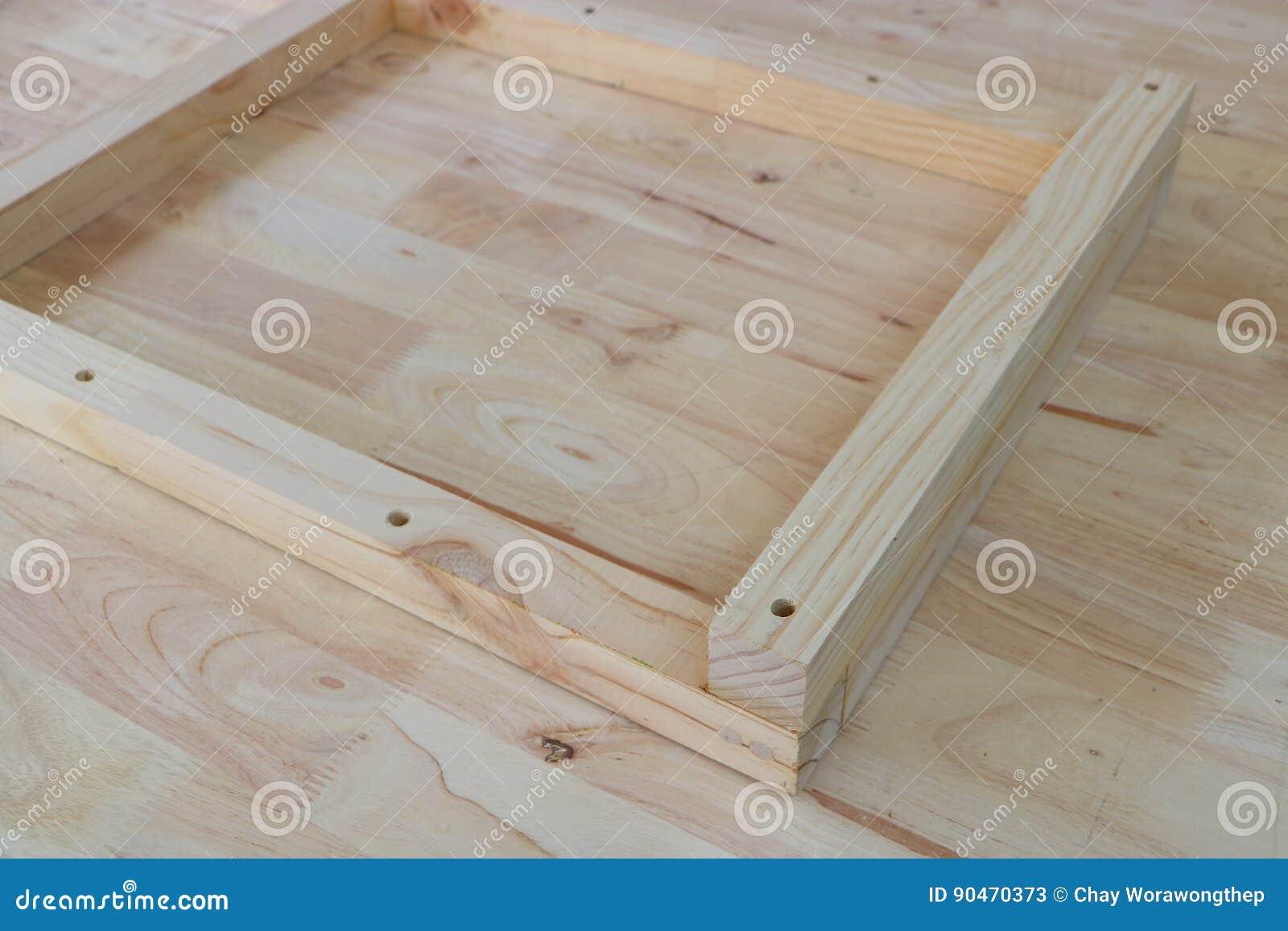 Zusammenbauende Möbel, Rahmen Stockbild - Bild von handwerker ...