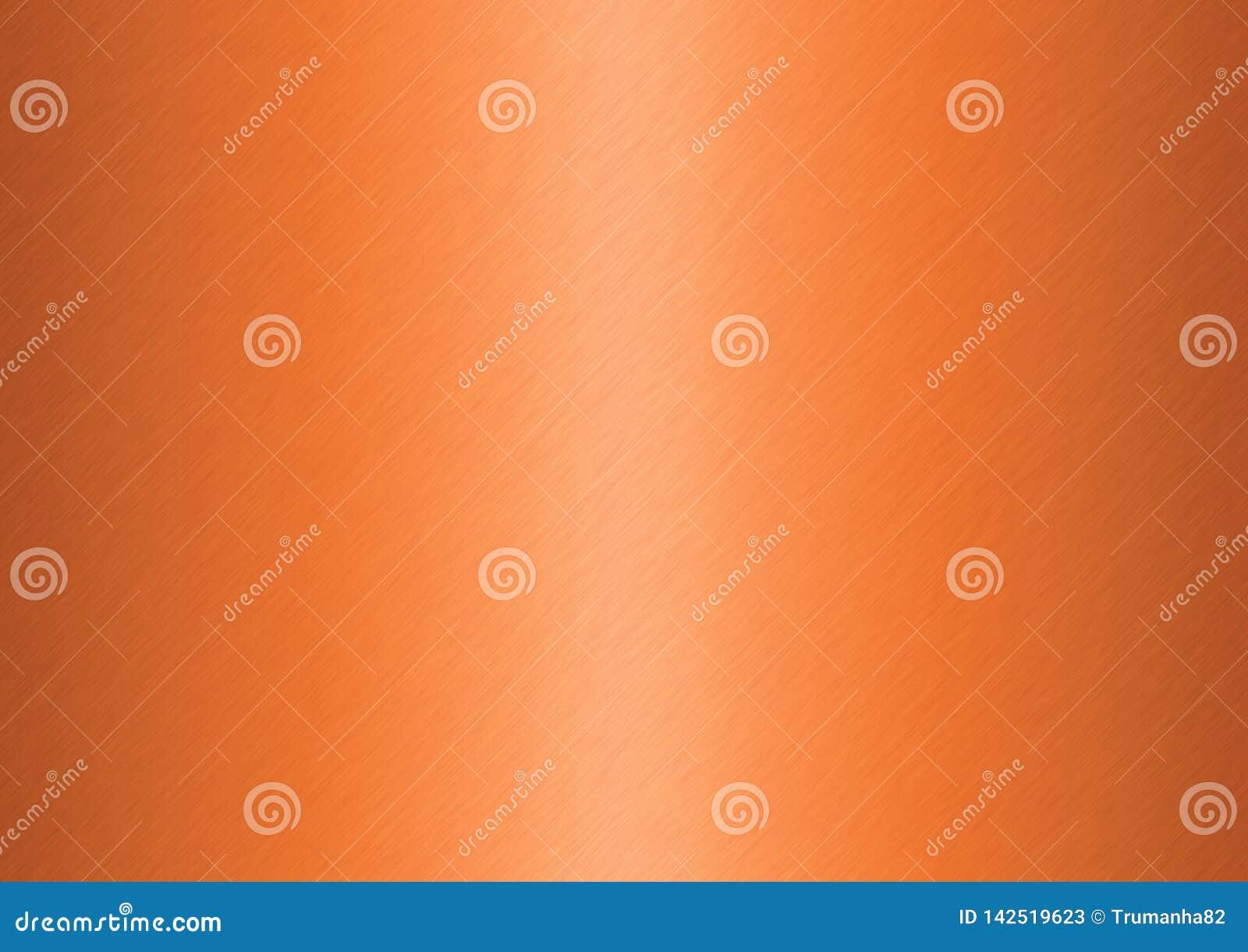 Zusammenfassung gebürstete Bronzeoberfläche für Hintergrund