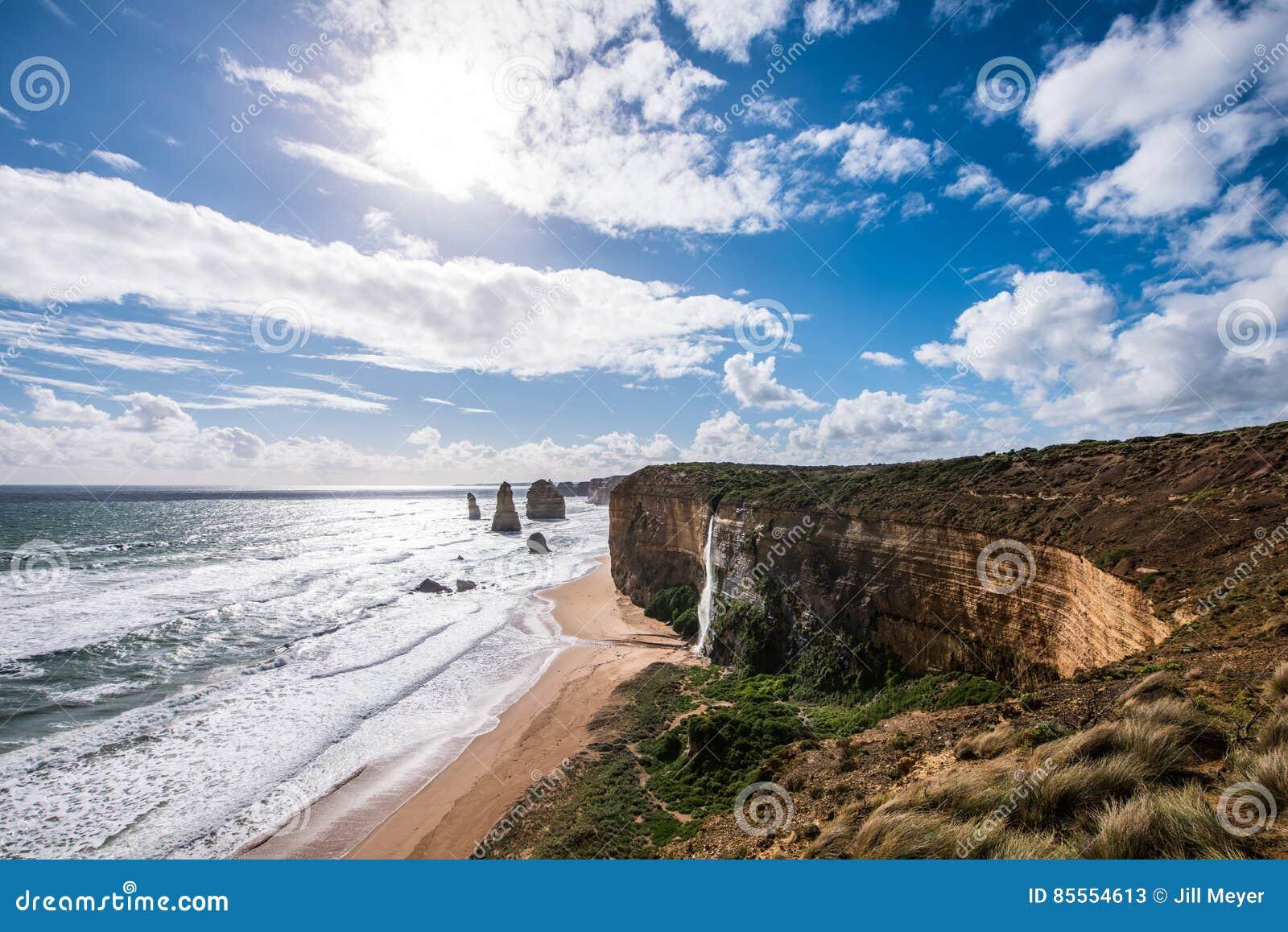 Zwölf Apostel auf der großen Ozean-Straße