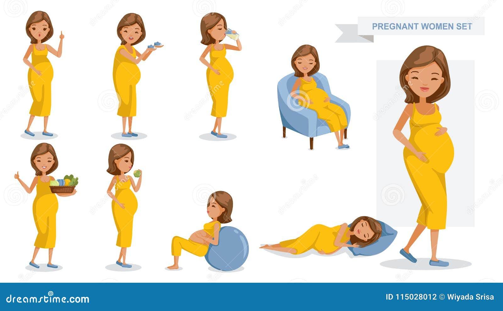 Zwangere vrouwen