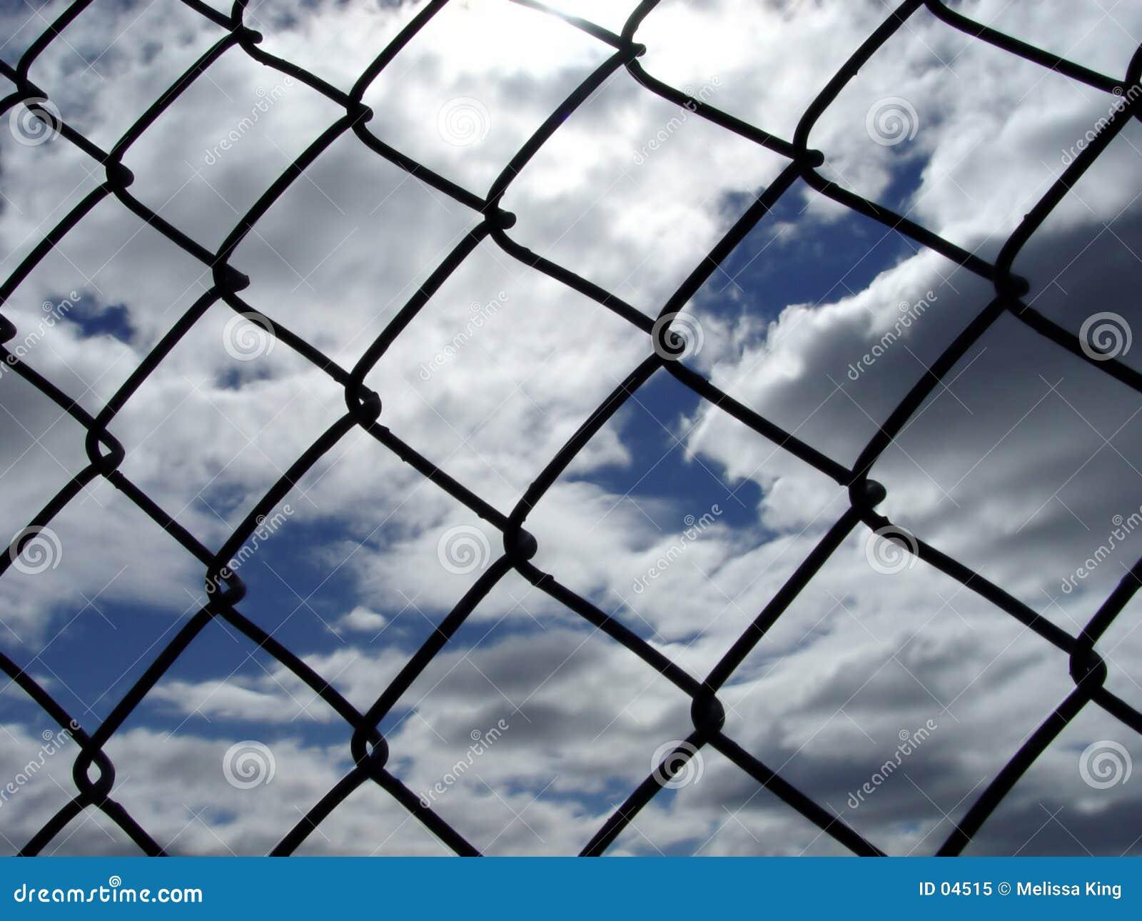 Zwar ein Zaun