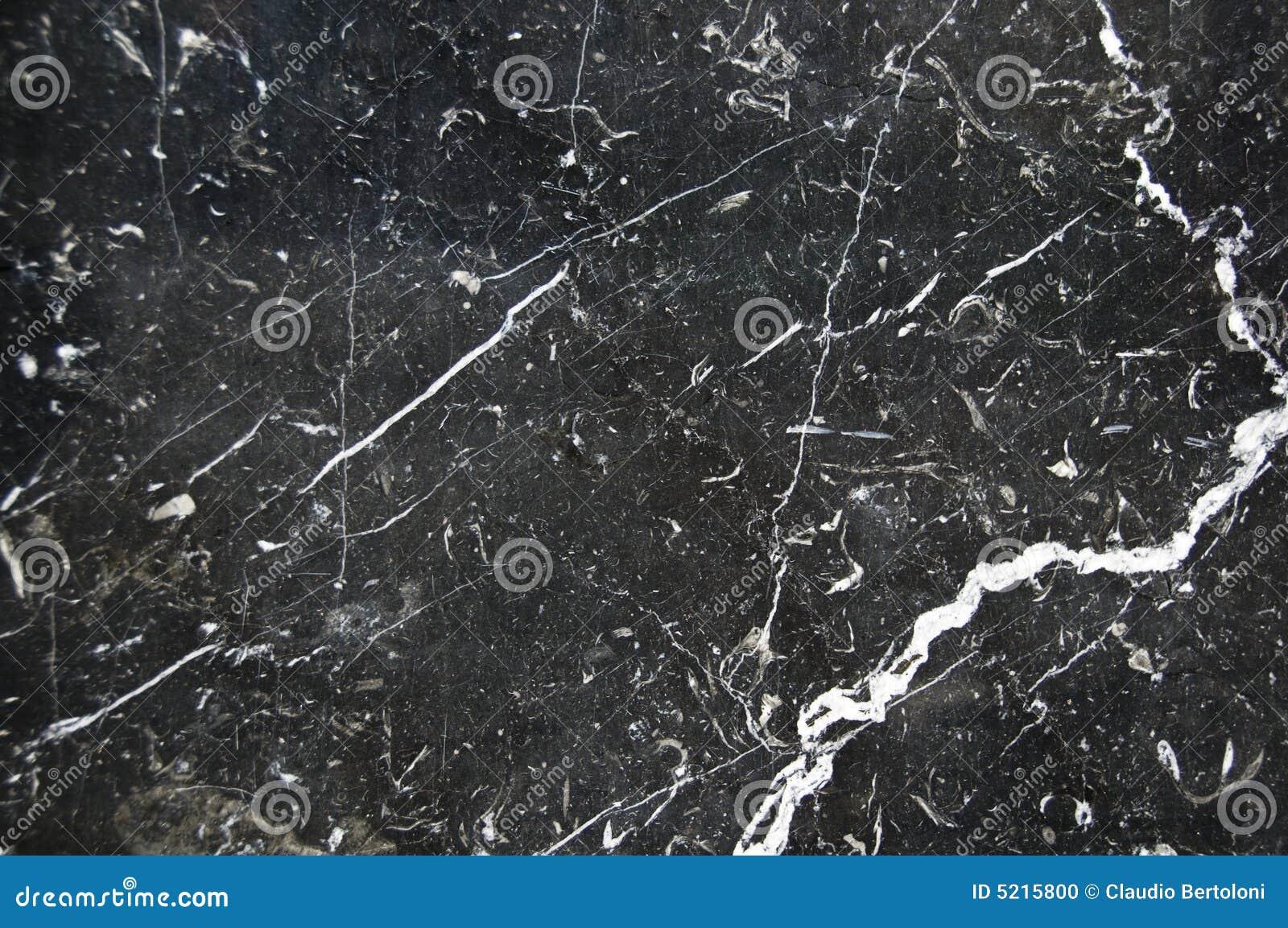 Zwart marmer