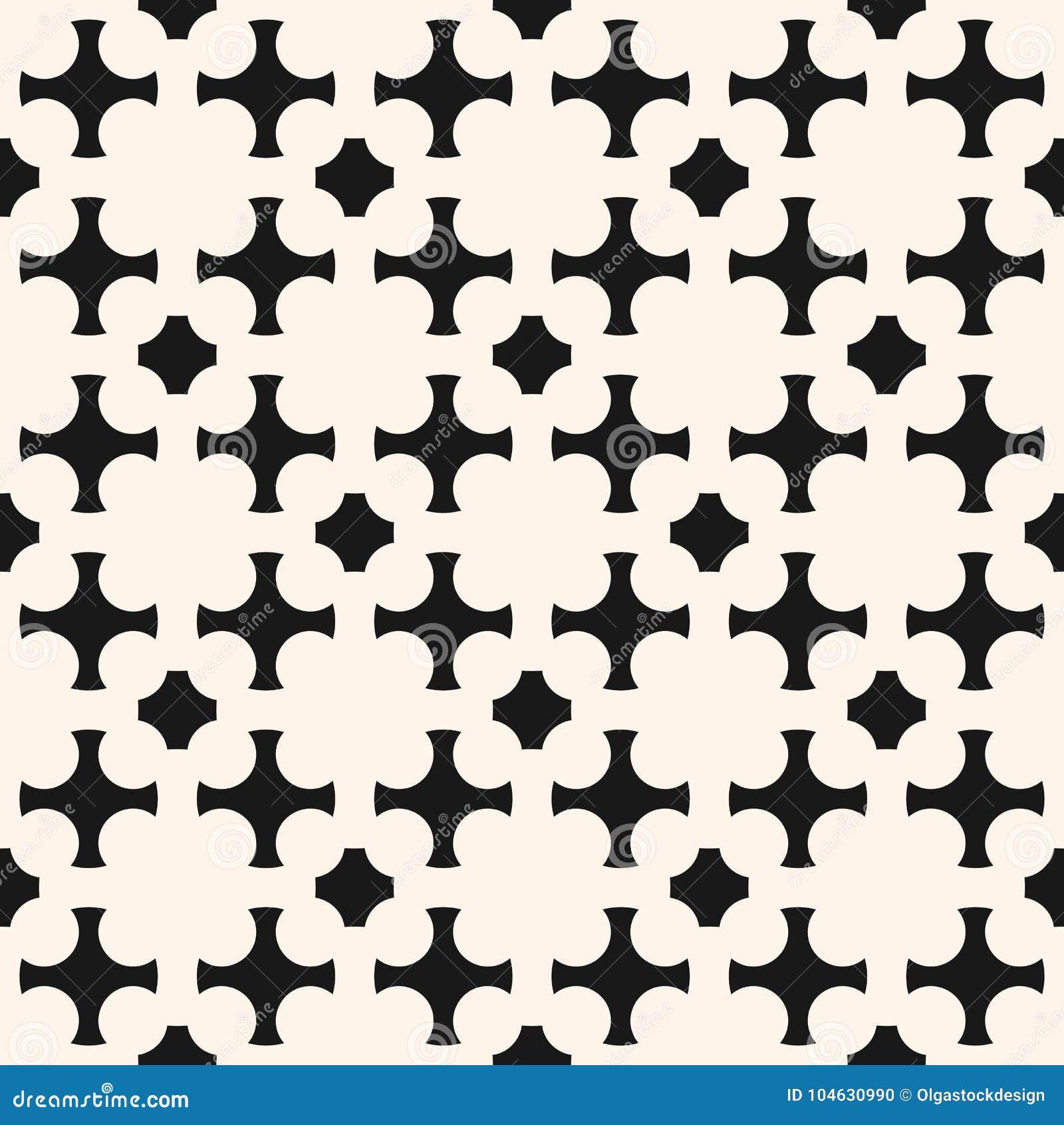 Download Zwart-wit Naadloos Patroon In Aziatische Stijl Traditioneel Ornament Vector Illustratie - Illustratie bestaande uit indisch, ornament: 104630990