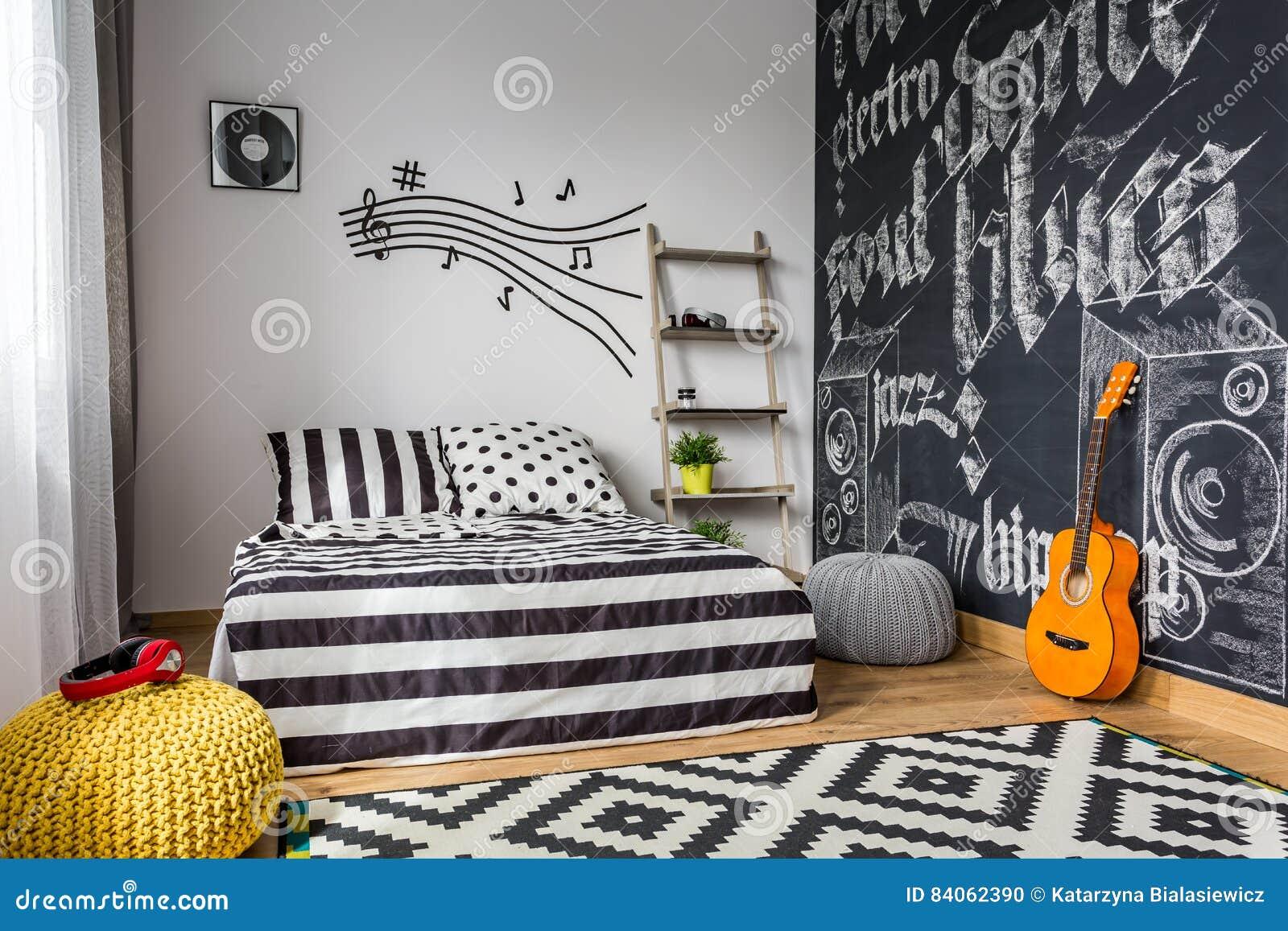 Slaapkamer Zwart Wit : Italiaanse hoogglans zwart wit slaapkamer set extra korting a