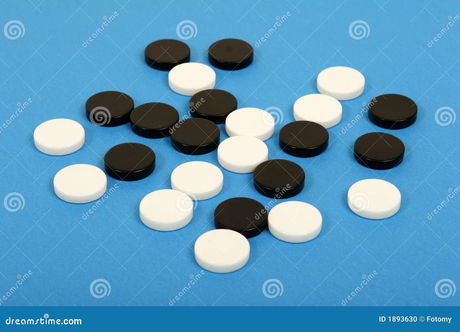 Zwart-witte tellers