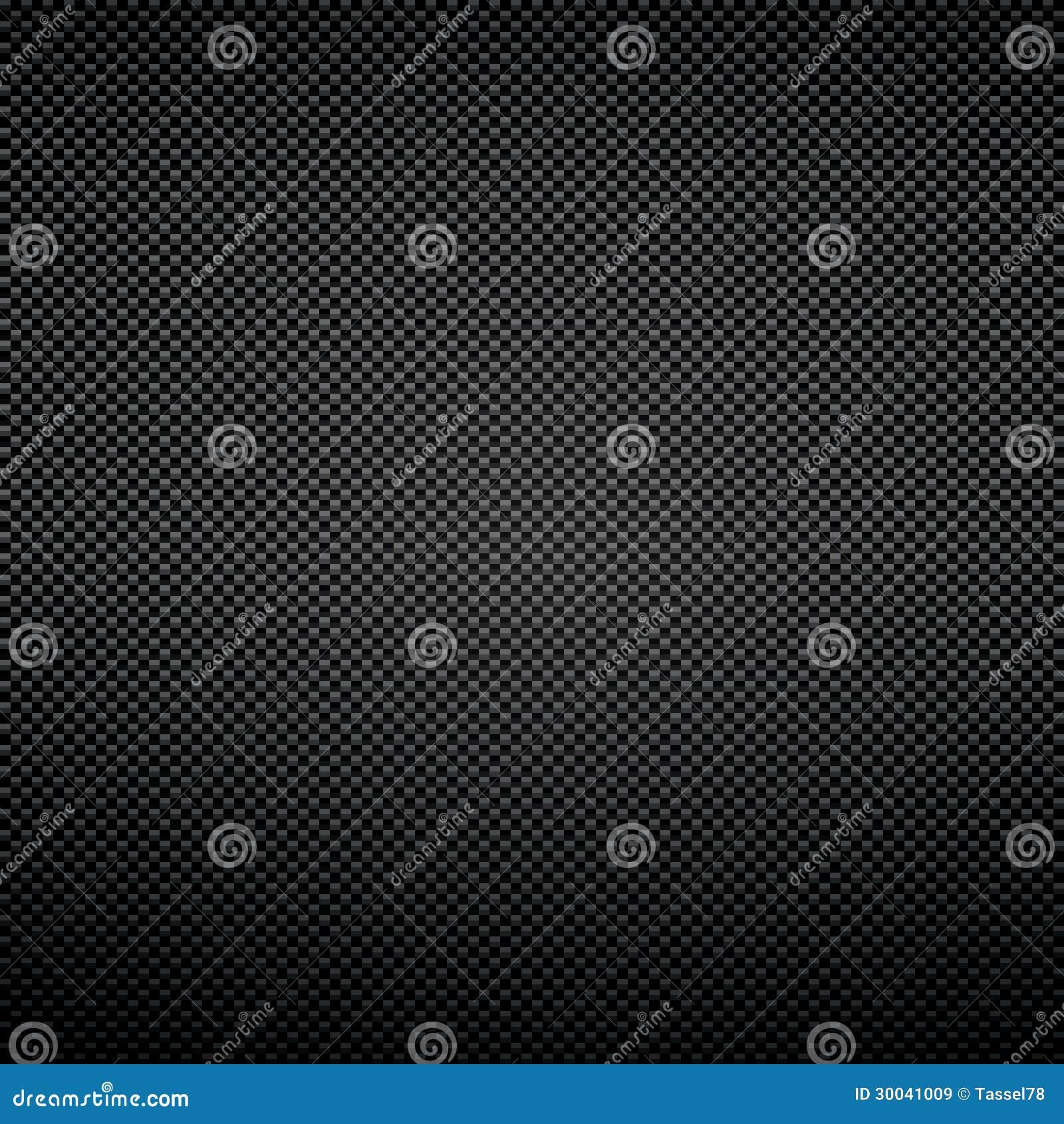 Zwarte achtergrond van de textuur van de koolstofvezel