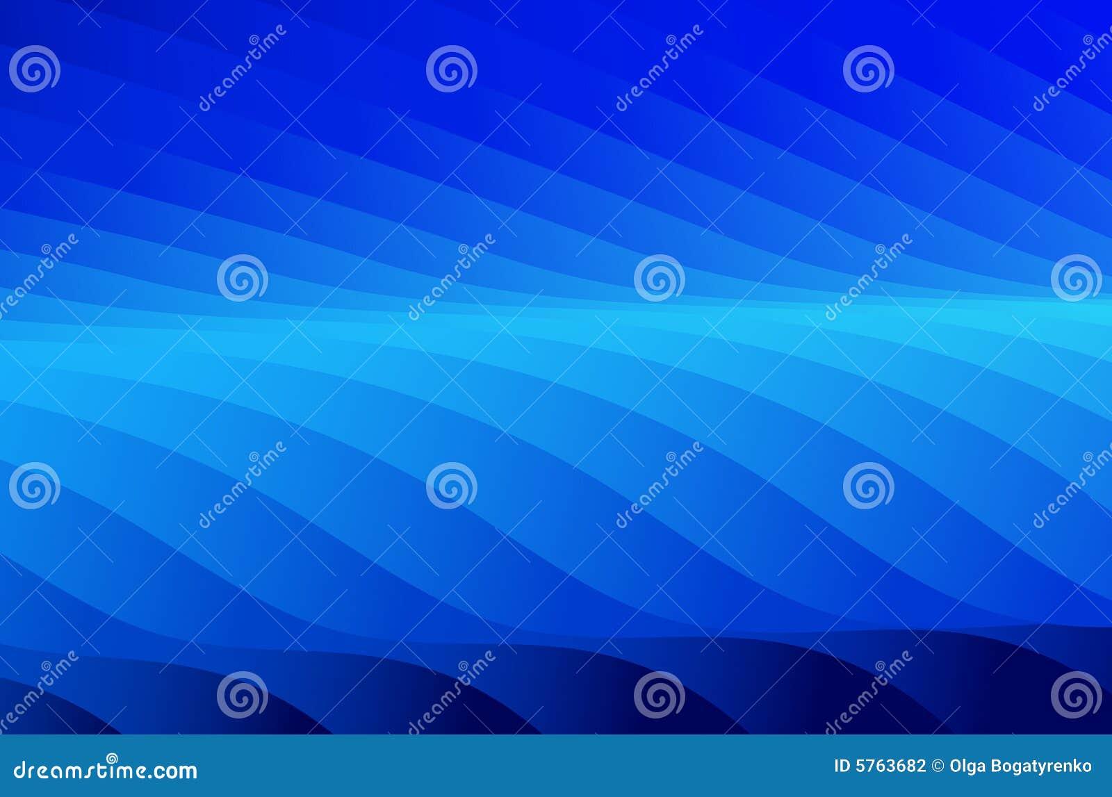 Zwarte en blauwe Abstracte Achtergrond