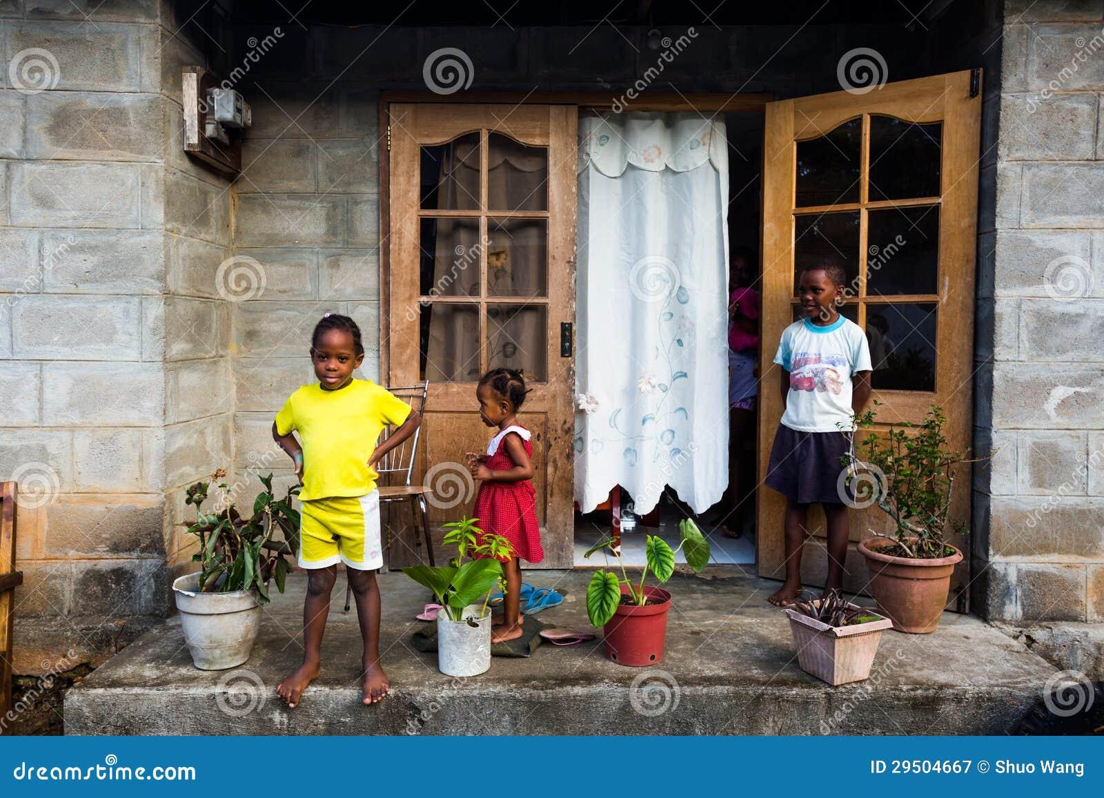 Zwarte kinderen