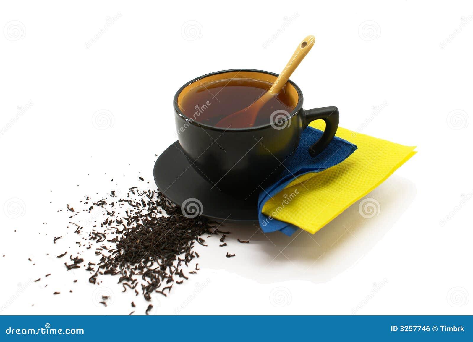 Zwarte Kop thee