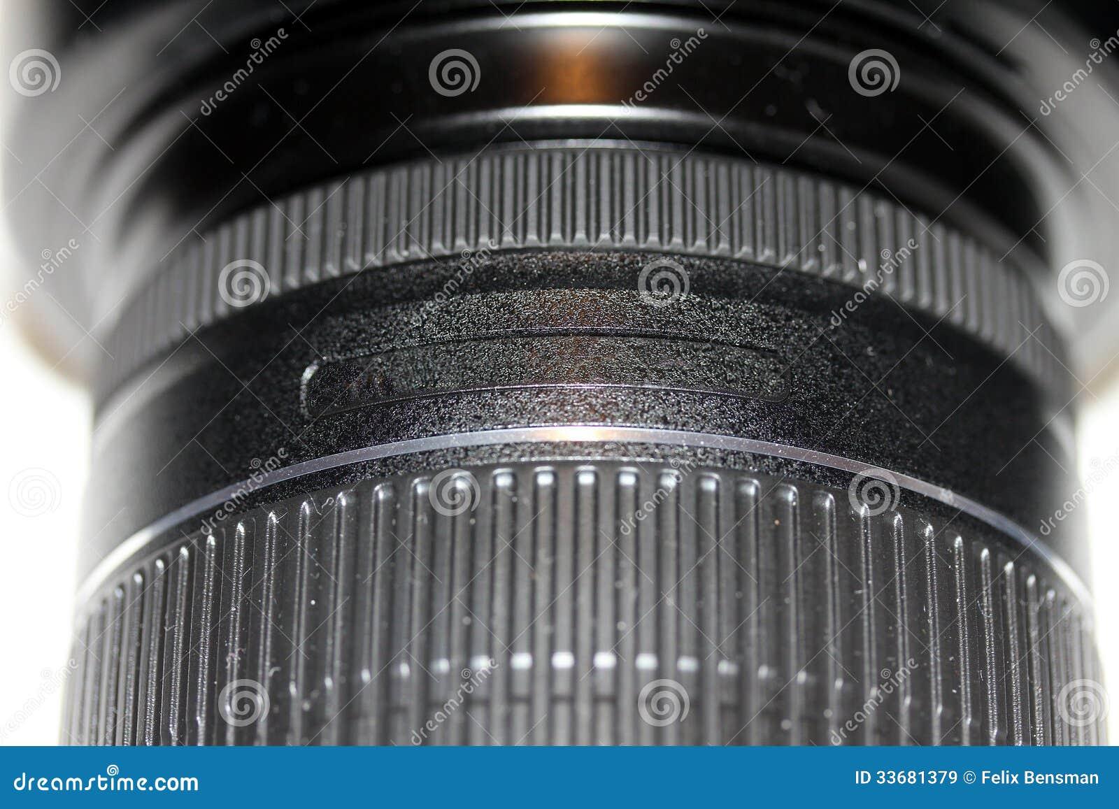 Zwarte Lens