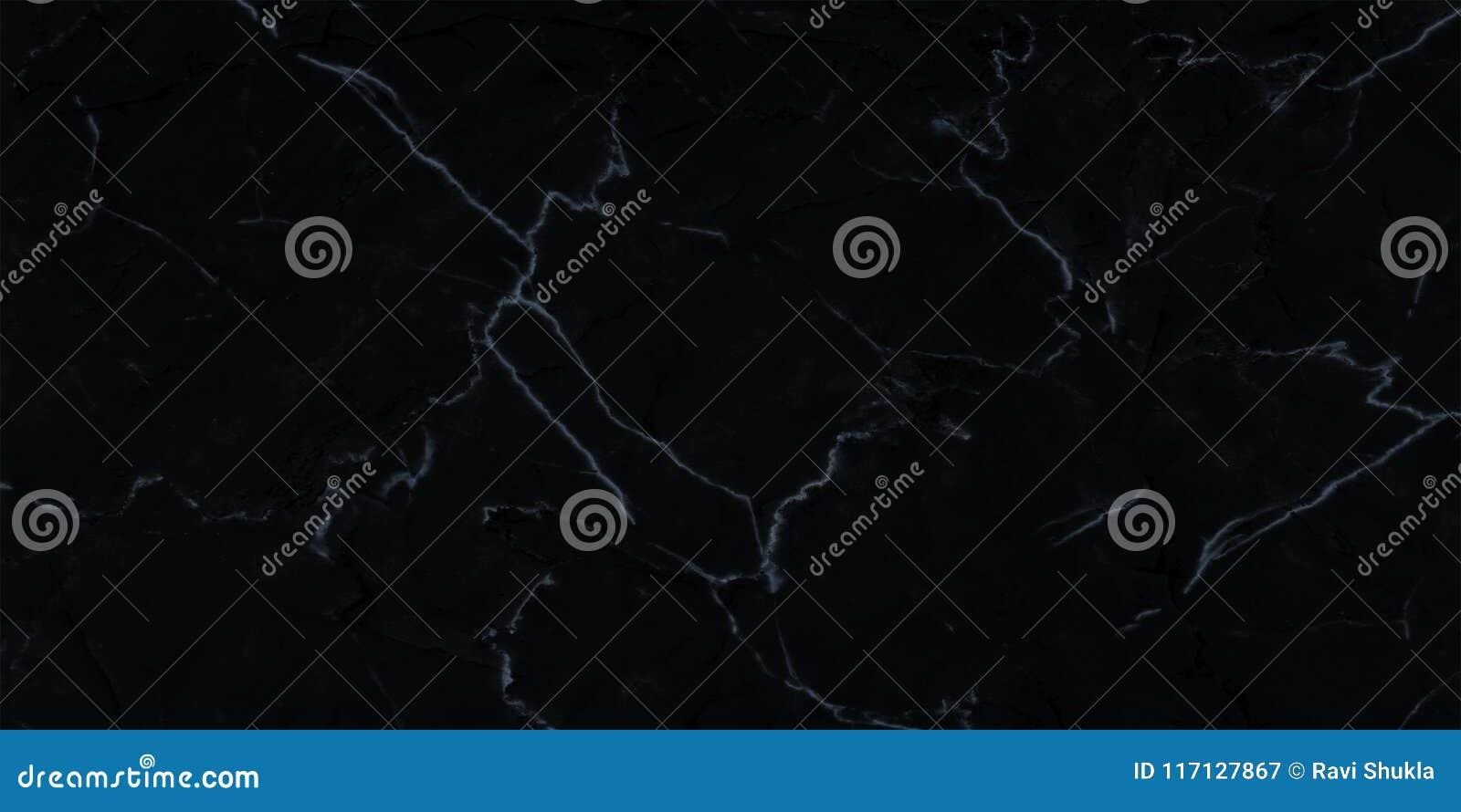 Zwarte marmeren textuur, gedetailleerde die structuur van marmer in natuurlijk voor achtergrond wordt gevormd en ontwerp