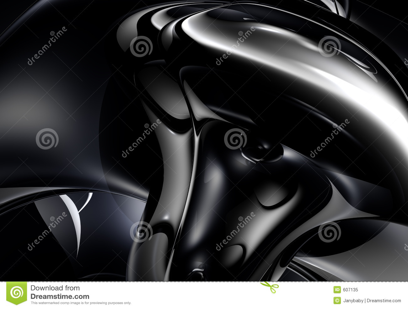 Zwarte metall 01