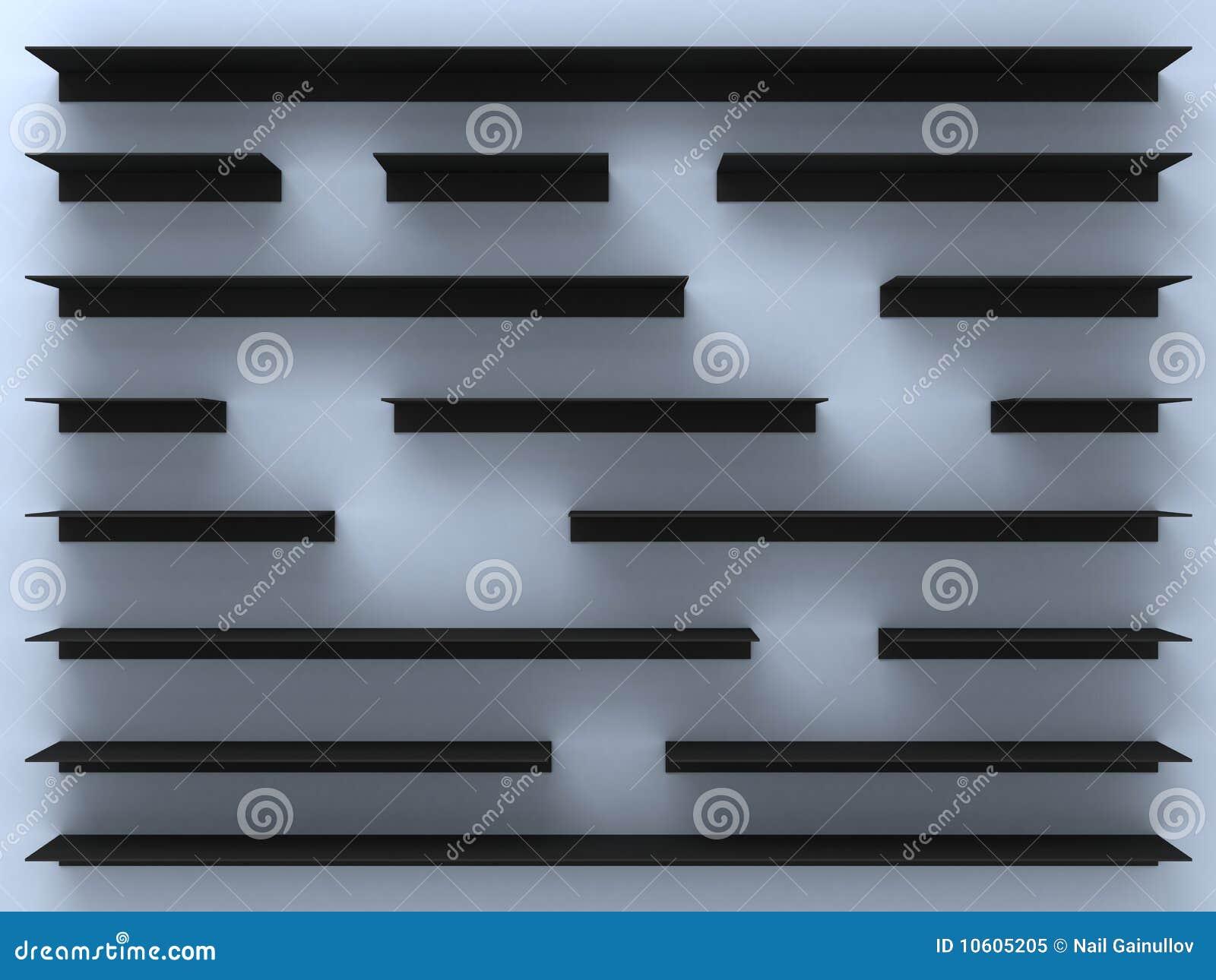 Zwarte planken stock illustratie afbeelding bestaande uit groep 10605205 - Planken zwarte ...