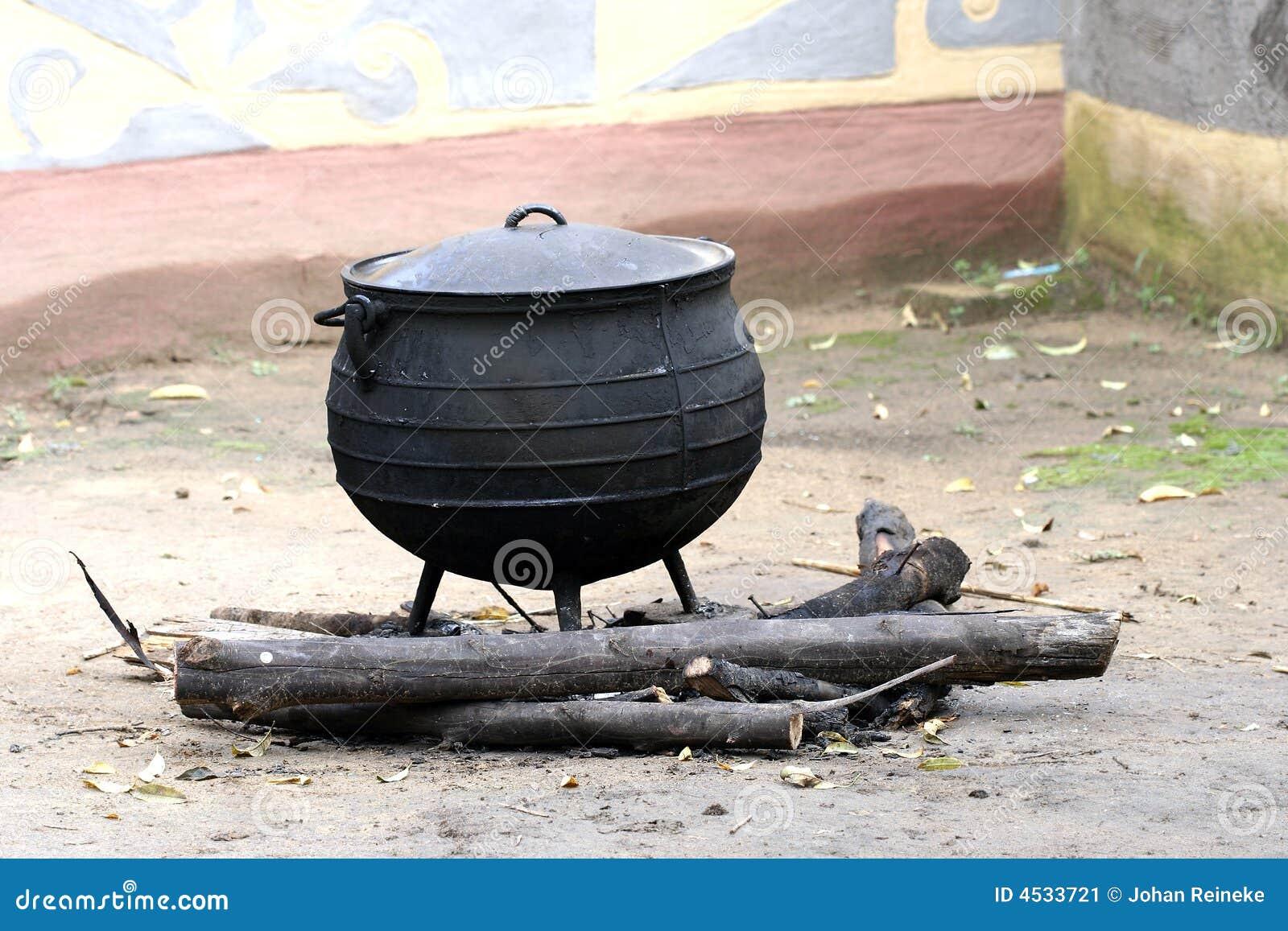 Zwarte pot