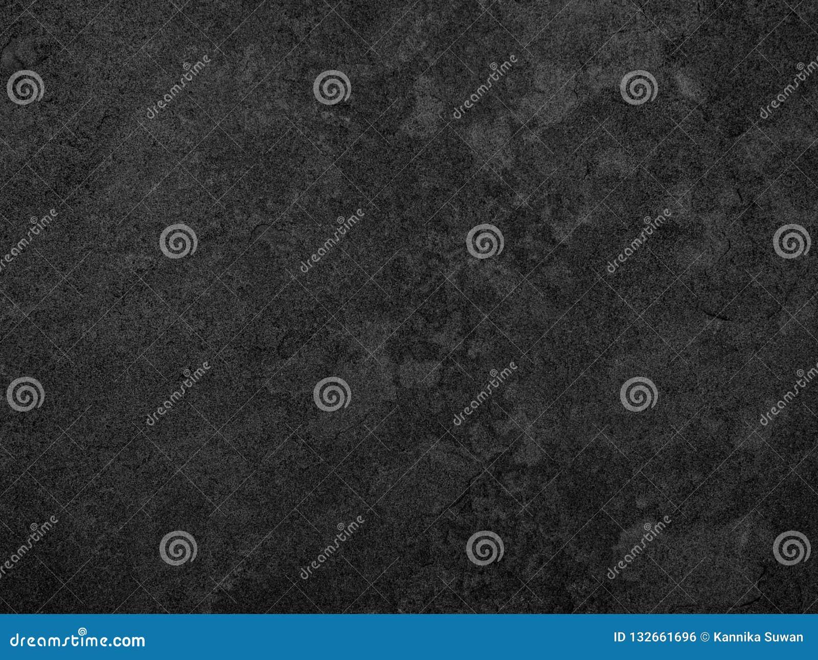 Zwarte steen, de achtergrond van de leitextuur