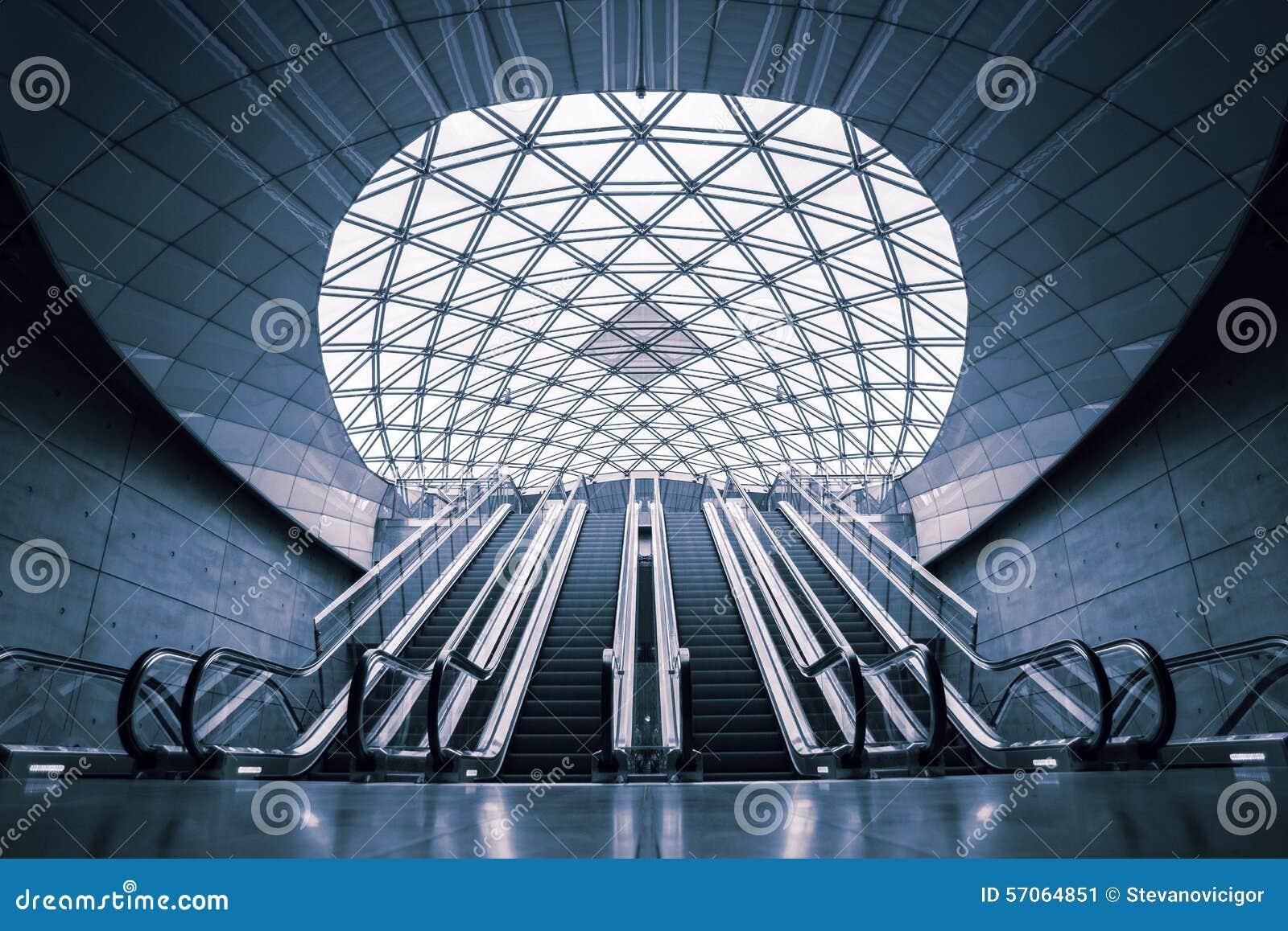 Zweeds Malmo Triangeln Station