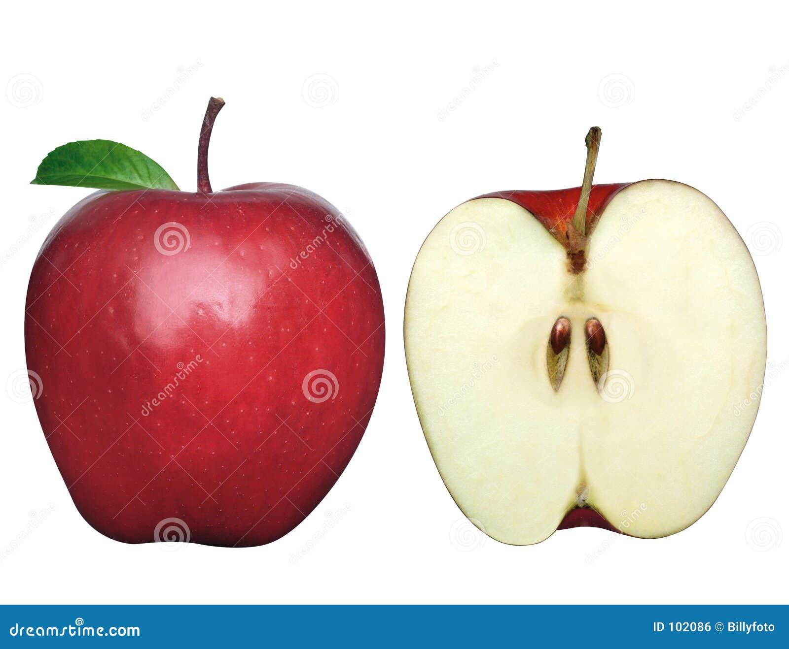 Zwei apples-2