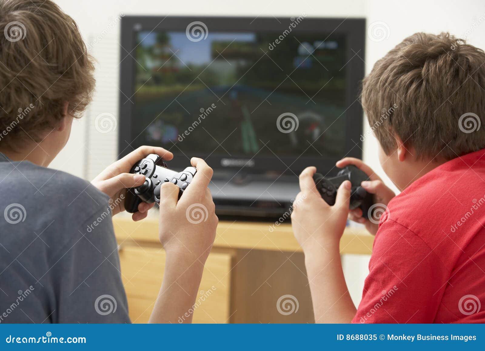 jungen spiele