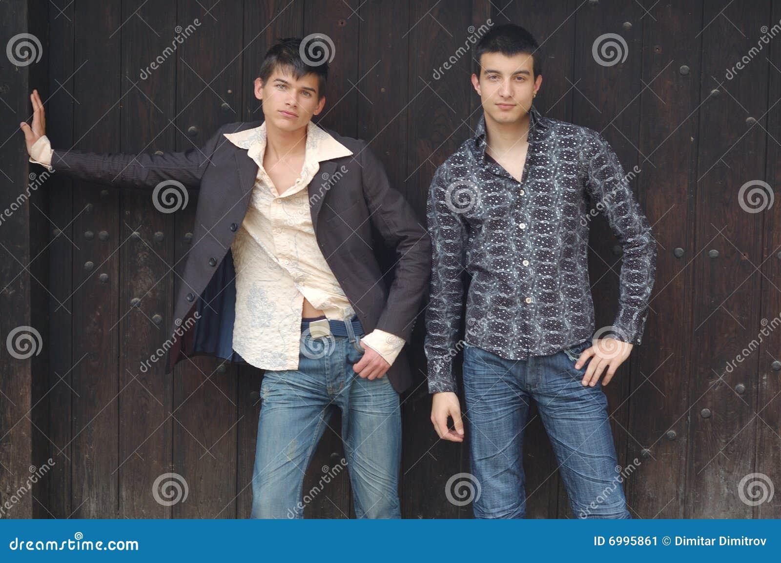 Zwei Kerle