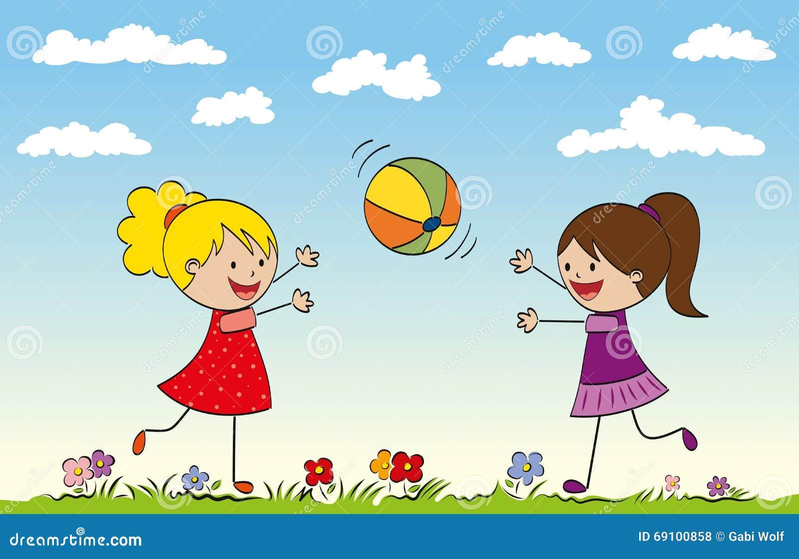 Spiele Mit Einem Ball