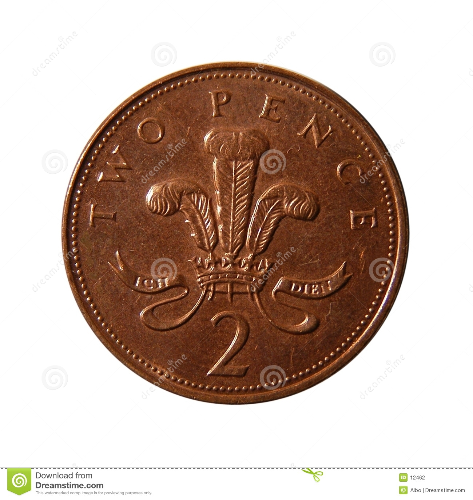 Zwei Pennys
