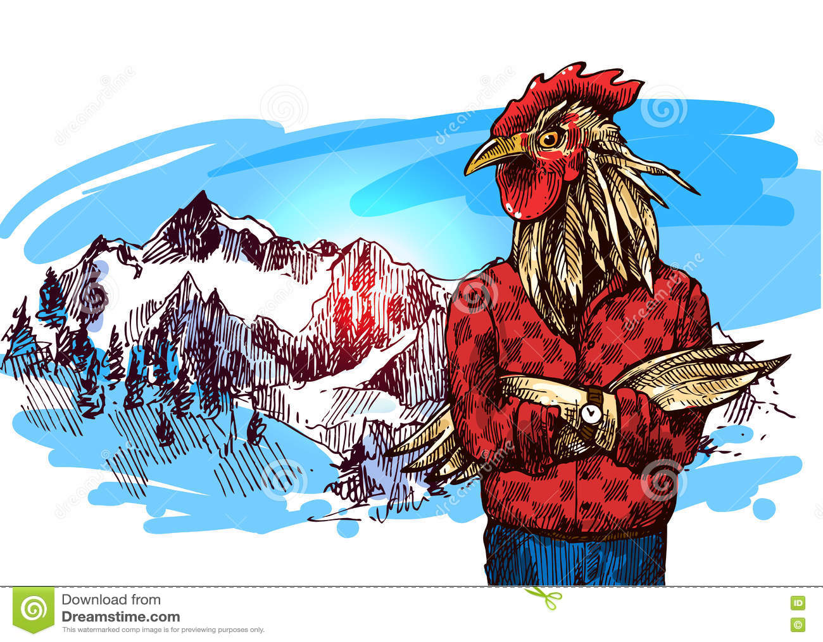 Zwierzęta w górach