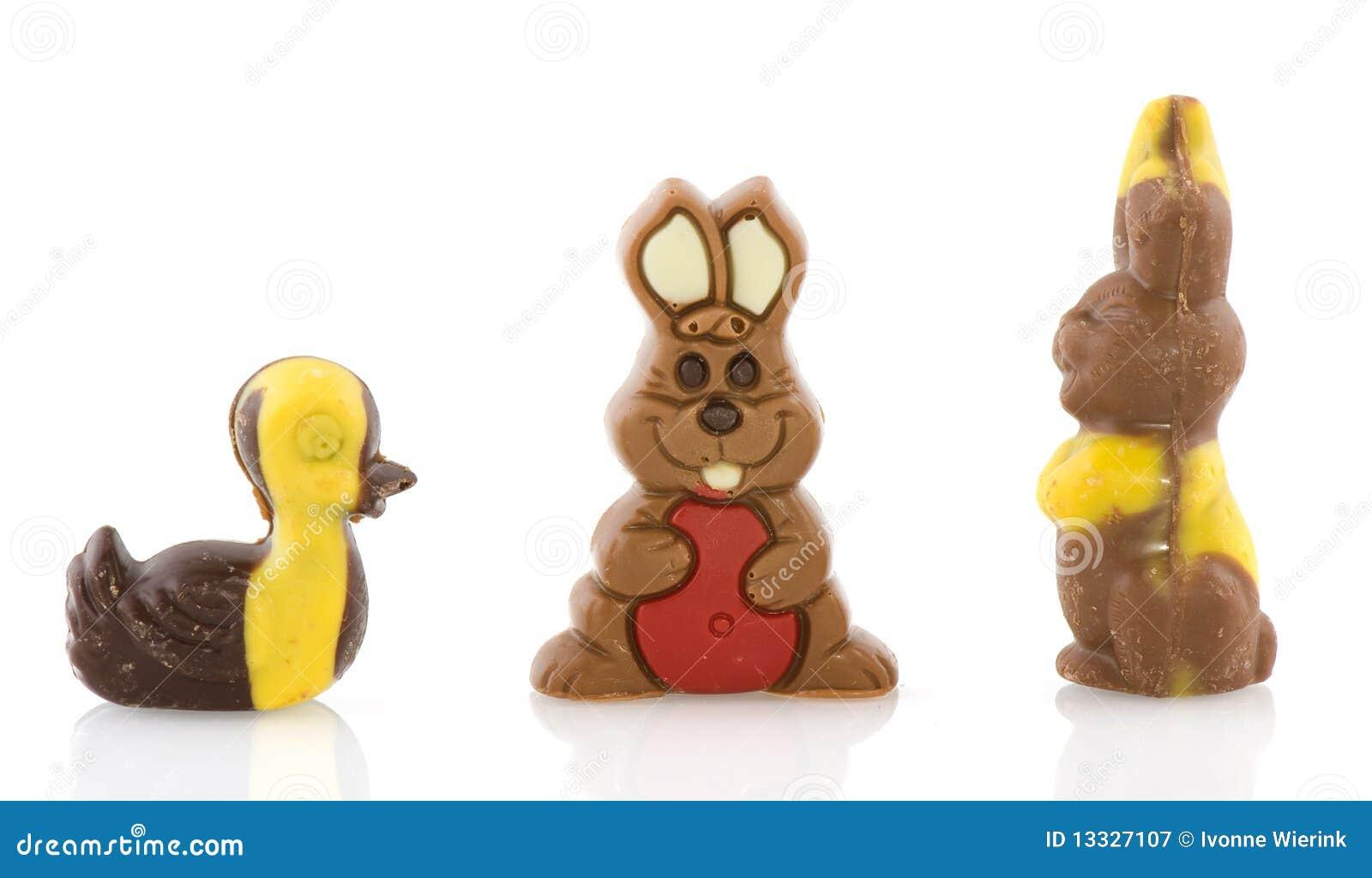 Zwierzę czekolada Easter