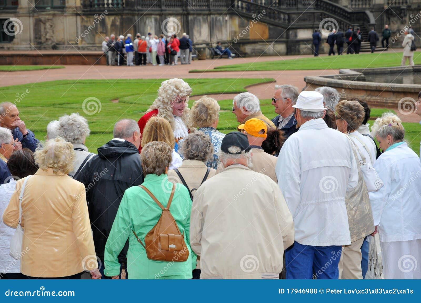 Zwinger пенсионеров штольни dresden