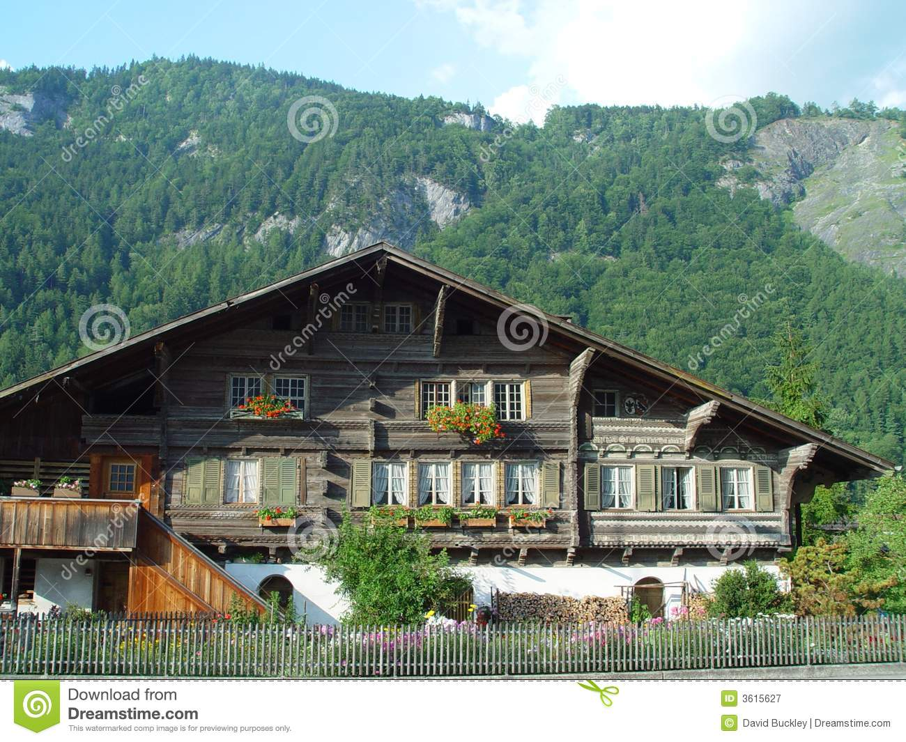 Zwitsers Chalet