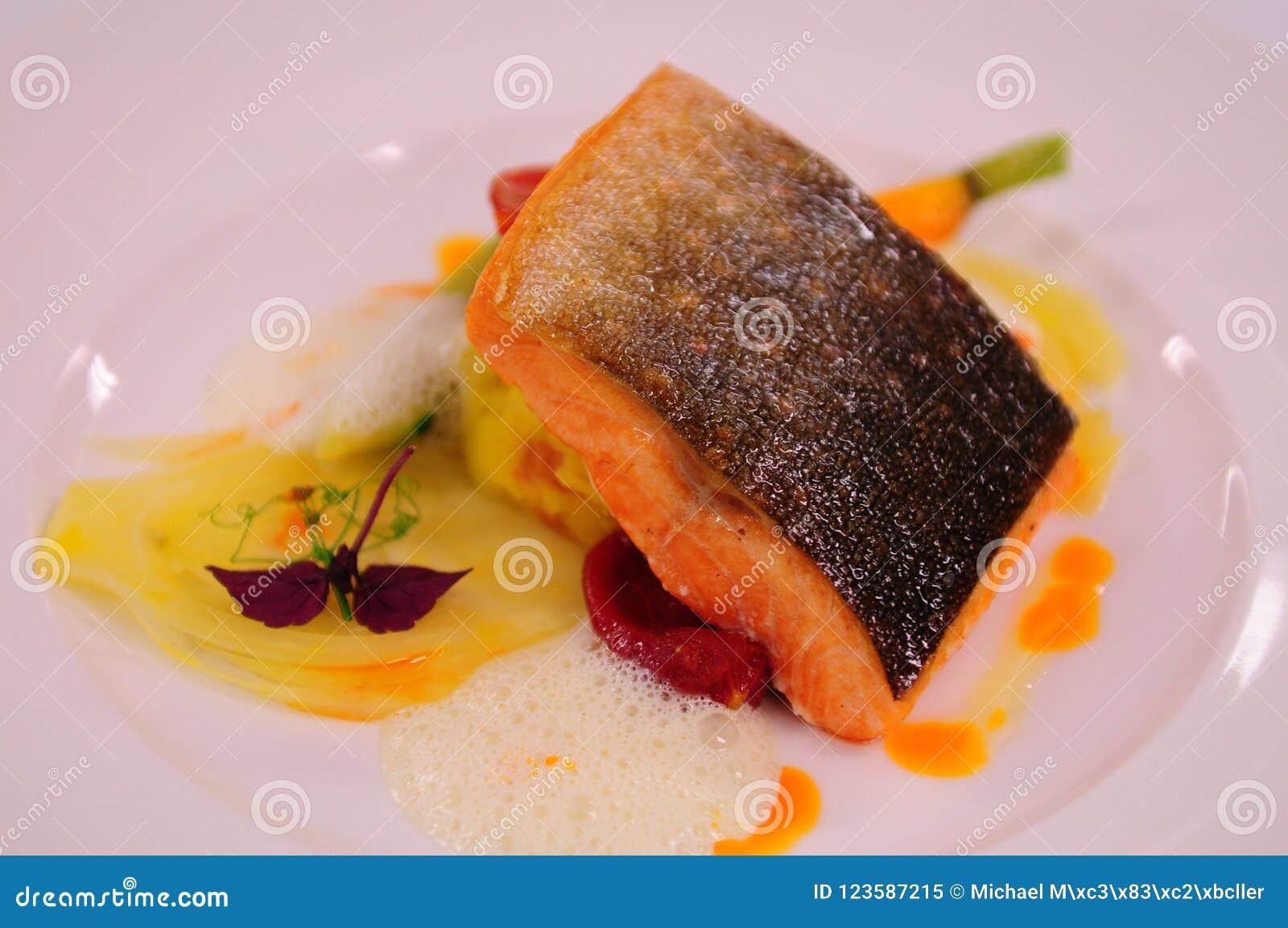 Zwitserse alpen: Gastronomisch voedsel bij het Grote Hotel Kronenhof in Pontres