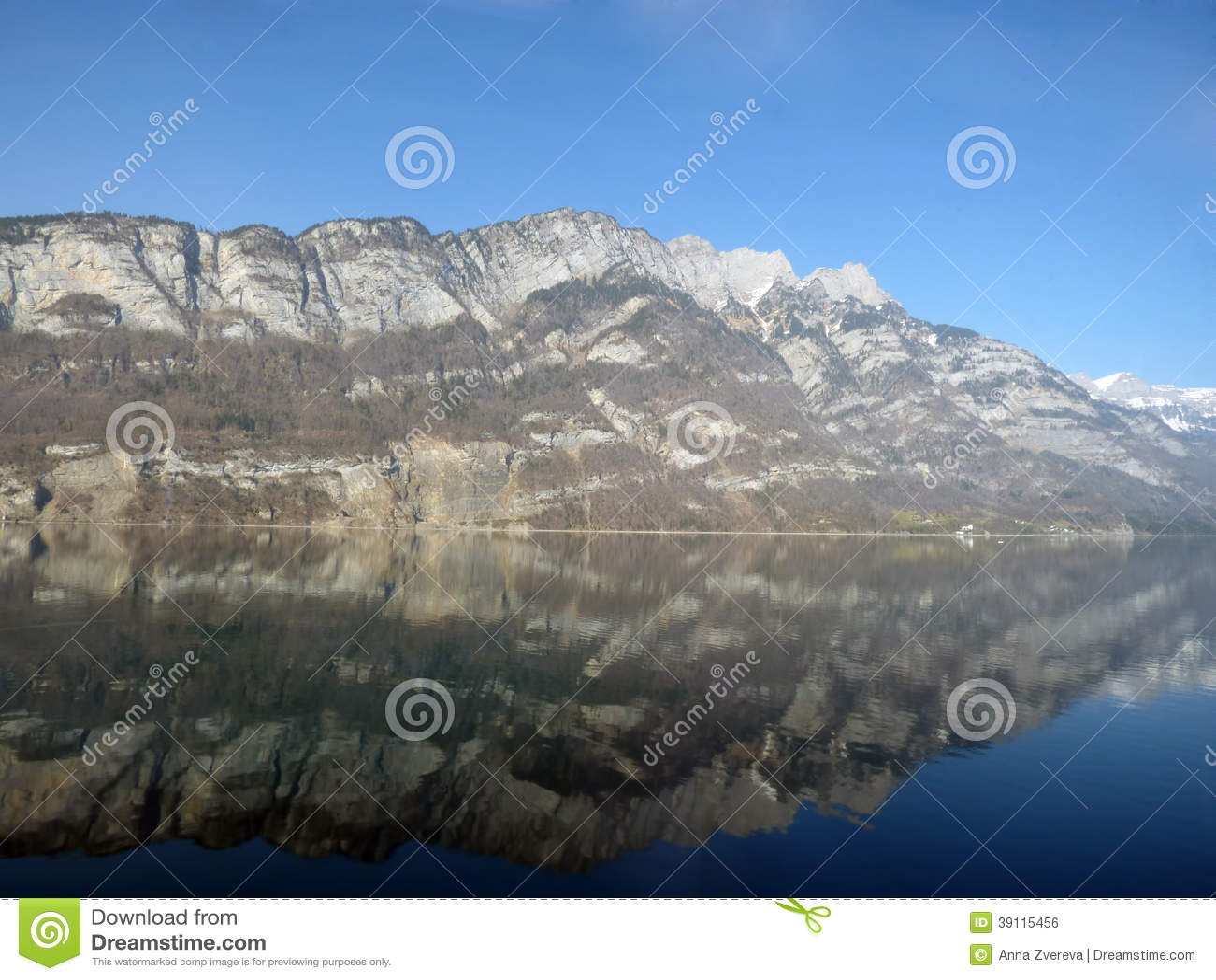 Zwitserse Alpes