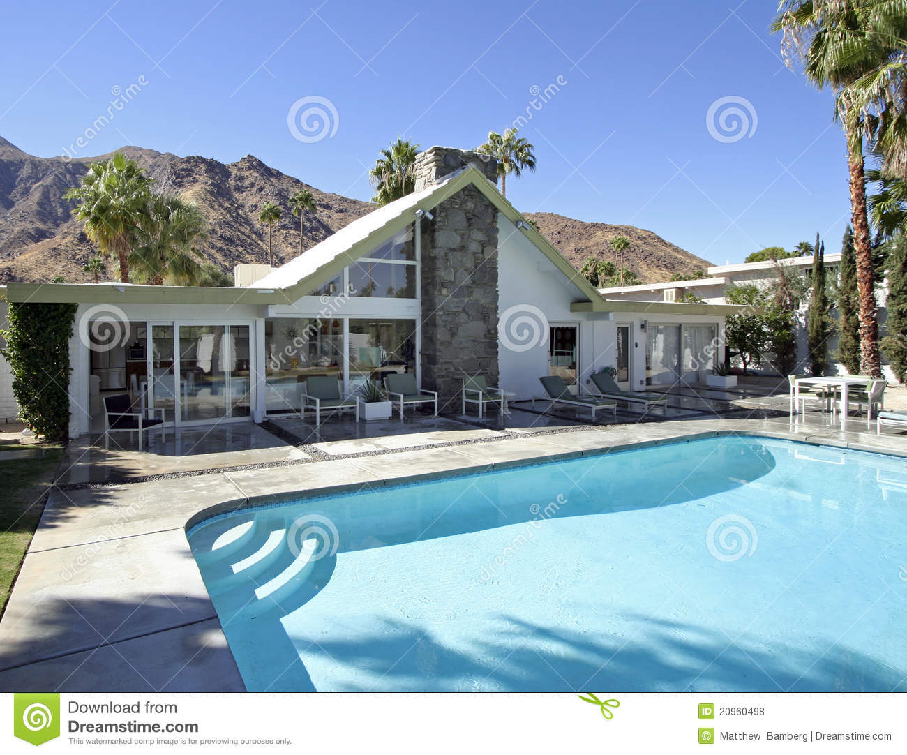 Zwitserse Misser House Pool